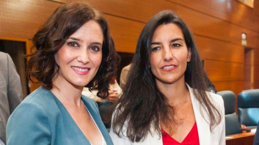 Vox ofrece al PP un acuerdo en la Asamblea de Madrid si reduce a 69 los diputados autonómicos