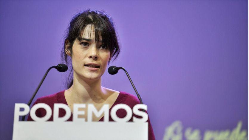 Isa Serra deja de ser diputada en la Asamblea de Madrid