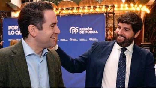 Acusan al presidente de Murcia de 'colar' a un familiar de García Egea en la lista de espera para operarse