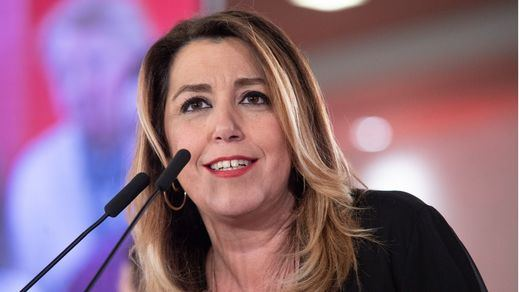 Susana Díaz 'imita' a Ayuso en su campaña para las primarias del PSOE andaluz