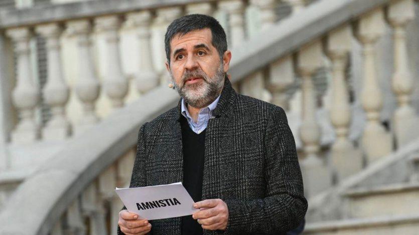 Jordi Sànchez incendia la convivencia en el Govern catalán criticando la carta de Junqueras sobre los indultos