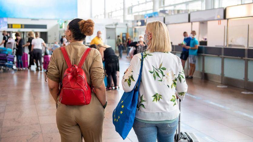 El 'pasaporte covid' ya es una realidad: el Parlamento europeo da la luz verde definitiva
