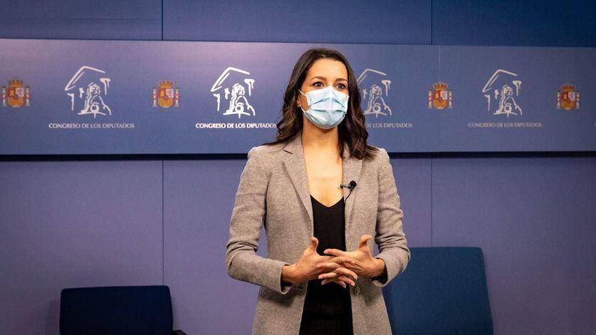 Ciudadanos lleva al Congreso una iniciativa para que la mascarilla deje de ser obligatoria al aire libre