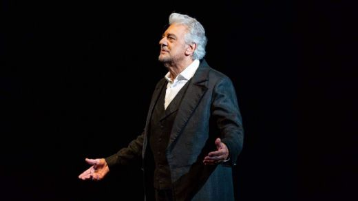 Las comentadas ovaciones a Plácido Domingo en su reaparición ante el público en Madrid