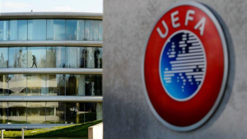 La UEFA suspende por ahora las sanciones contra Real Madrid, Barça y Juventus por la Superliga