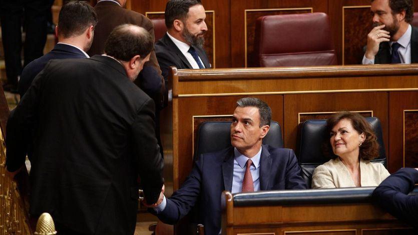 Sánchez agradece la carta de Junqueras y pide a los españoles 'comprensión y magnanimidad' para los indultos