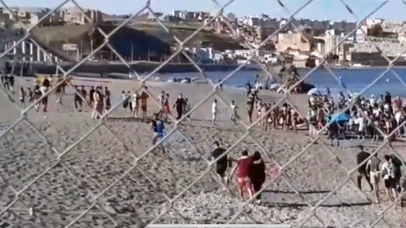 El Parlamento Europeo abronca a Marruecos por la crisis de Ceuta