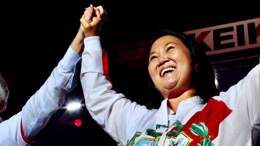 Perú: Keiko Fujimori, de casi ganar las elecciones a poder ingresar de nuevo en prisión