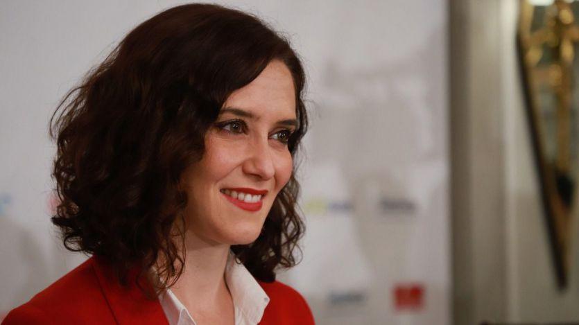 Entrevista a Isabel Díaz Ayuso: 'Me gustaría estar en La Moncloa, sí... recibida por Pablo Casado presidente'