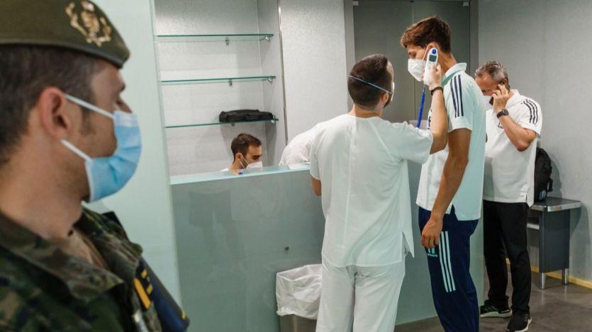 Todos los jugadores de la Selección dan negativo en las pruebas PCR y ya están vacunados