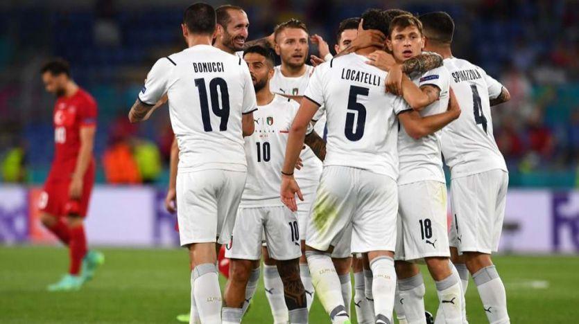 Italia gusta, enamora y golea en el arranque de la Eurocopa (3-0 a Turquía)