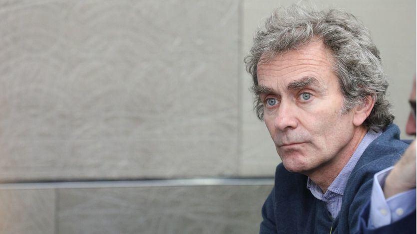 Entrevista a Fernando Simón: 'Los políticos honrados y sinceros son la diana de todos los ataques'