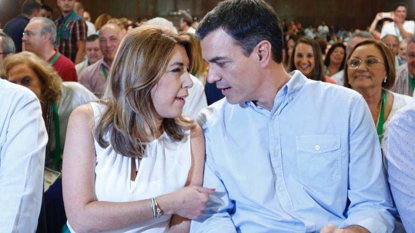 Las primarias del PSOE andaluz, un nuevo pulso entre Pedro Sánchez y Susana Díaz