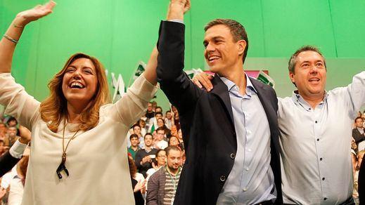 Espadas insta a Susana Díaz a abandonar la secretaría general del PSOE andaluz