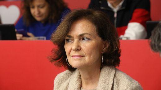 Calvo anuncia que los indultos 'están cerca' y llegarán en menos de 3 semanas