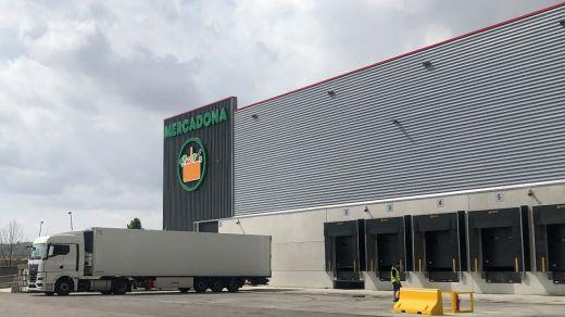 Mercadona invierte 28 millones de euros en un bloque logístico en Getafe (Madrid)