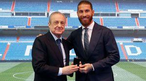 Sergio Ramos revela que había aceptado la oferta, pero que el Real Madrid la dio por 'caducada'