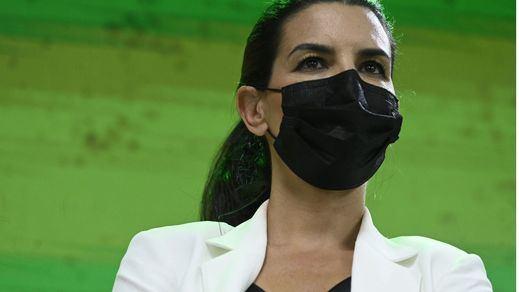 Monasterio dice 'sí' a Ayuso pero le exige derogar leyes de género, LGTBi y cerrar 'Telemadrid'