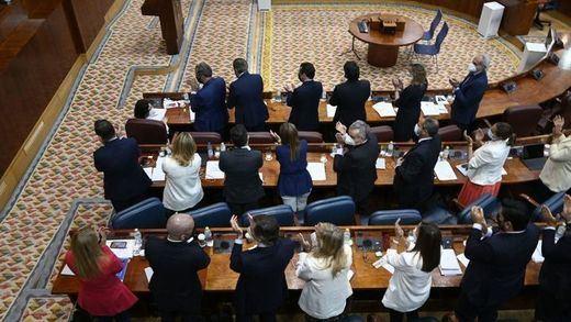 Estos son los nuevos consejeros del Gobierno regional de Madrid
