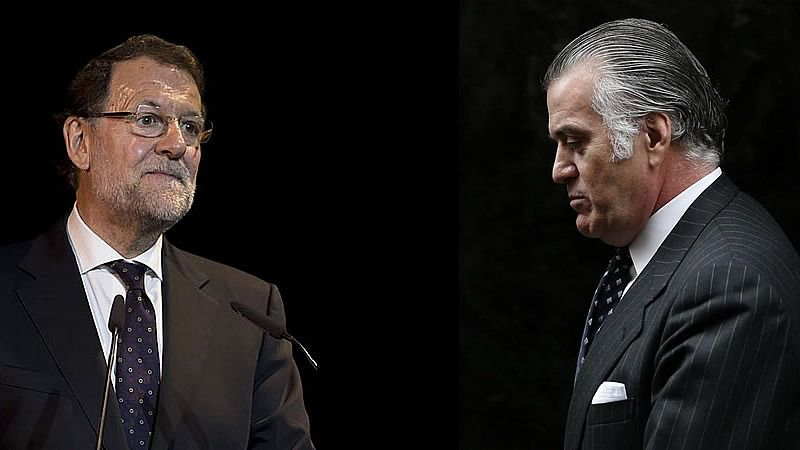 Bárcenas encargó desde la cárcel la destrucción de una grabación a Rajoy sobre la caja B del PP
