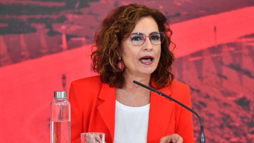 Montero advierte: si los independentistas reinciden los indultos quedarán en 'papel mojado'