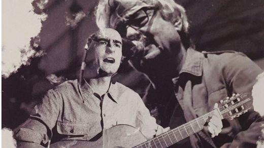 El legendario Bernardo Fuster recupera sus canciones de los 70 firmadas por Pedro Faura