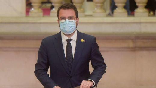 Aragonès proclama tras los indultos que 'es la hora de un referéndum pactado'