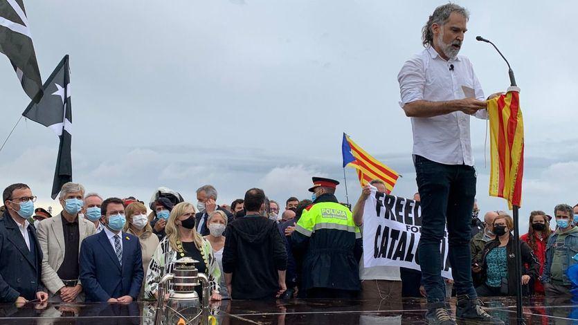 Los independentistas indultados salen de prisión apostando por seguir en la vía de la independencia