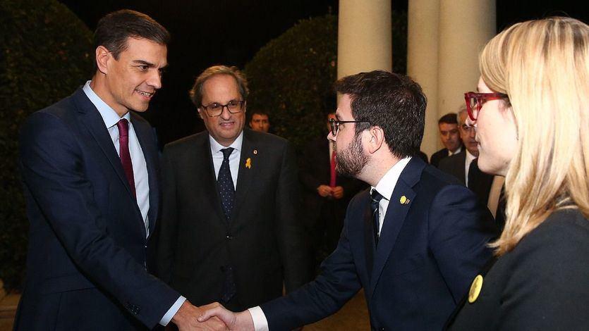 Sánchez se reunirá el próximo martes con Aragonès en La Moncloa