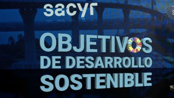 Sacyr cierra una financiación verde por 160 millones de euros con la que reducirá su deuda neta con recurso