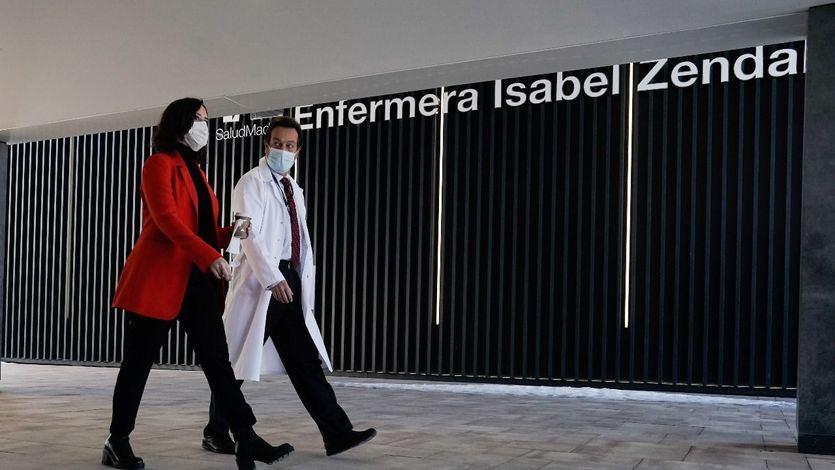 El hospital Isabel Zendal vacunará las 24 horas a partir del próximo lunes