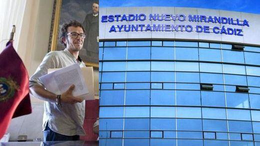 'Kichi' y la polémica por el cambio de nombre del estadio del Cádiz