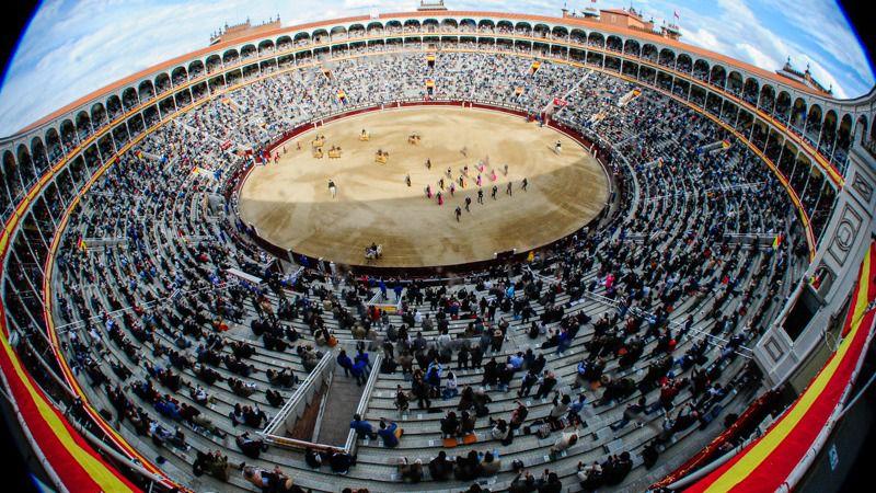 Un encierro de Victorino Martín abre la minitemporada venteña casi dos meses después del festival 'político' del 2 de mayo