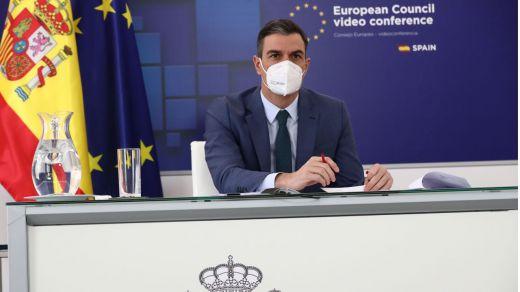 Pedro Sánchez anuncia la llegada de 6 millones de vacunas la próxima semana