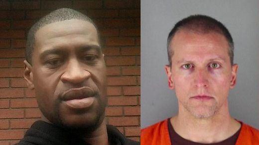 Derek Chauvin, condenado a 22 años por el asesinato de George Floyd