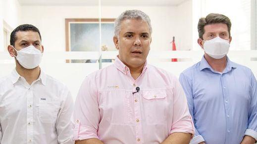 El presidente de Colombia, Iván Duque, sobrevive a un atentado