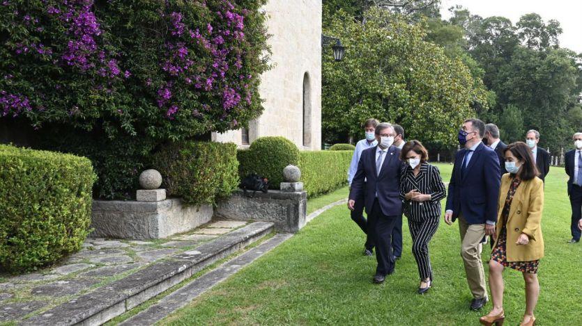 El Gobierno celebra la apertura de los jardines del Pazo de Meirás como una victoria de la Memoria Histórica