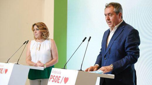 Susana Díaz facilita a Espadas la sucesión en el PSOE andaluz con otras primarias en julio