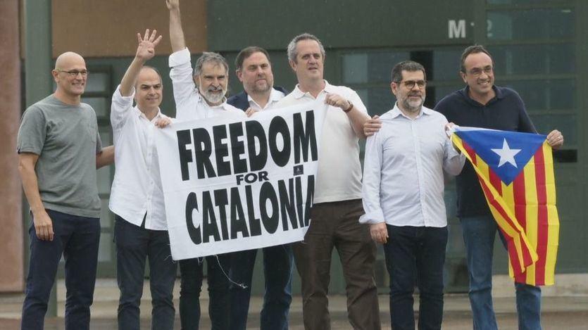 Tras los indultos, siguen los problemas para los líderes independentistas: el Tribunal de Cuentas les reclama varios millones