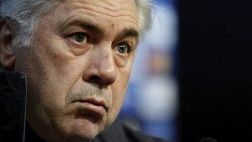 Hacienda pide al Real Madrid que embargue el sueldo de Ancelotti