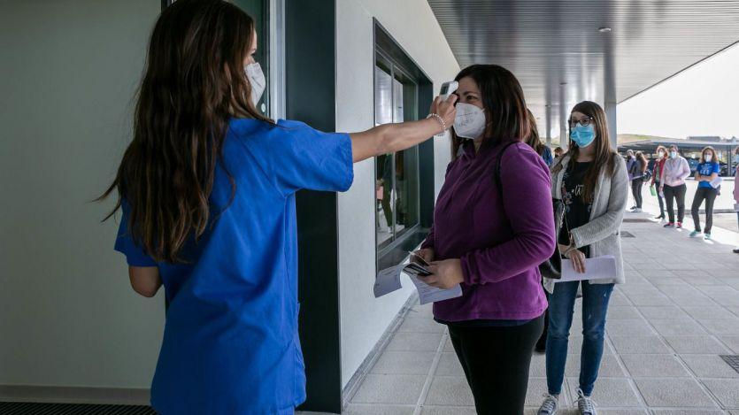 La incidencia del coronavirus sube 10 puntos y Sanidad informa de 46 fallecidos en la última jornada