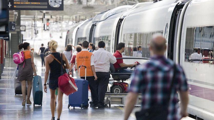 Renfe oferta casi 600.000 plazas en sus trenes en la primera operación salida del verano
