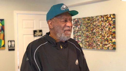 Bill Cosby sale de la cárcel tras la anulación de su condena por agresión sexual
