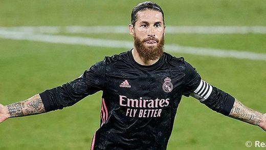 Sergio Ramos pondrá rumbo a París tras su acuerdo con el PSG