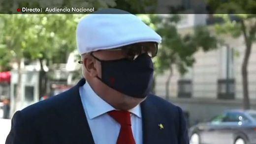 'Operación Kitchen': Villarejo declara al juez que trabajó para Rajoy, quien tenía un