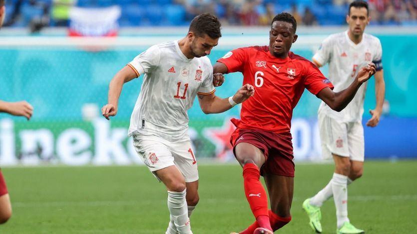 La Roja se cuela en semifinales de la Eurocopa tras vencer a Suiza en los penaltis