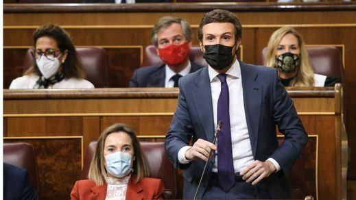 El PP no impulsará ni apoyará una moción de censura contra Sánchez: