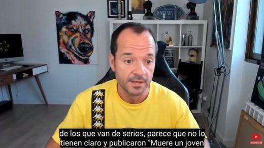 Ángel Martín triunfa en redes con su mensaje a los medios sobre el asesinato de Samuel