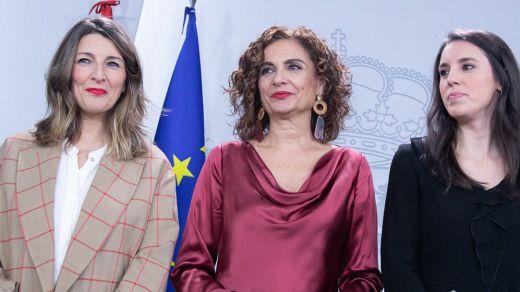 Guerra interna en el Gobierno de coalición, segunda parte: Sánchez vs Yolanda Díaz
