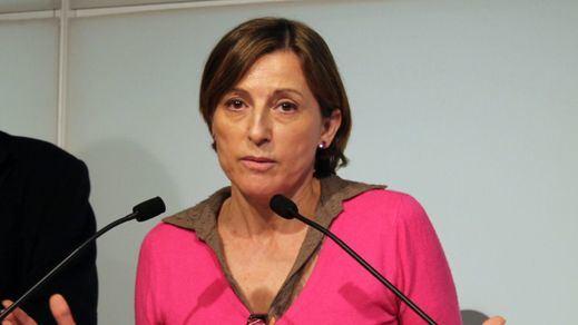 La indultada Forcadell rechaza la vía unilateral para lograr la independencia